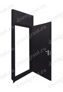 Металлическая дверь - модель - 23-027