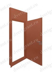 Металлическая дверь - модель - 23-031