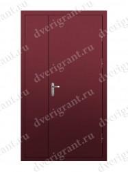 Входная металлическая дверь - 23-033