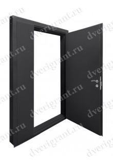 Металлическая дверь - модель - 23-034