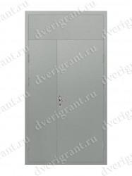 Входная металлическая дверь - 23-038
