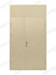 Входная металлическая дверь - 23-039