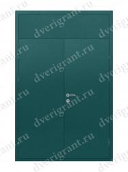 Входная металлическая дверь - 23-040