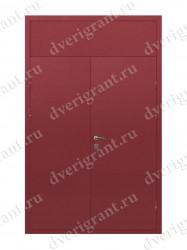 Входная металлическая дверь - 23-041