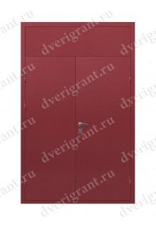 Металлическая дверь - модель - 23-041