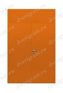 Металлическая дверь - модель - 23-043