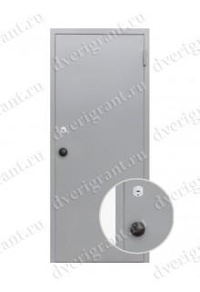 Металлическая дверь - модель - МДБ-001