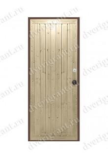 Металлическая дверь - модель - МДБ-002