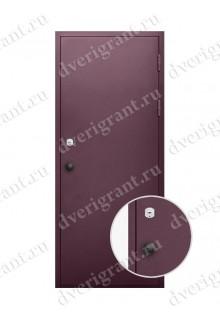Металлическая дверь - модель - МДБ-003