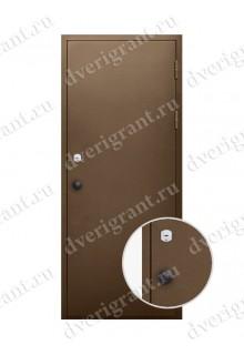 Металлическая дверь - модель - МДБ-004
