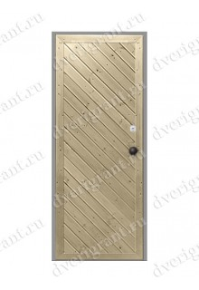 Металлическая дверь - модель - МДБ-006