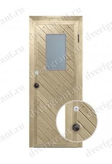 Металлическая дверь - модель - МДБ-009