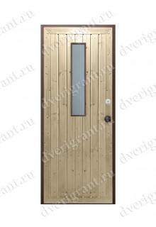 Металлическая дверь - модель - МДБ-010