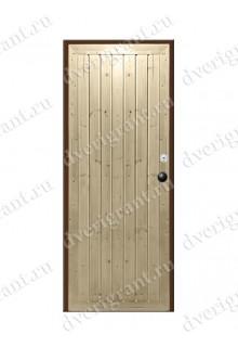 Металлическая дверь - модель - МДБ-013
