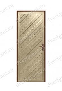 Металлическая дверь - модель - МДБ-014