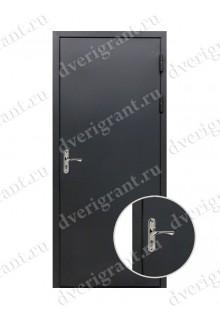 Металлическая дверь - модель - МДБ-016