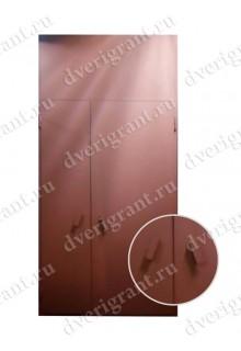 Металлическая дверь - модель - 05-001