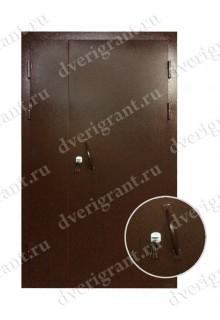 Металлическая дверь - модель - 05-003