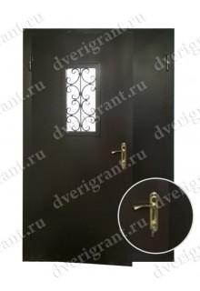 Металлическая дверь - модель - 05-007