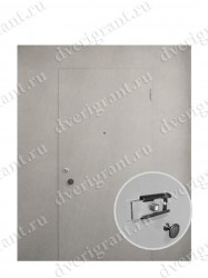 Тамбурная дверь - 05-008