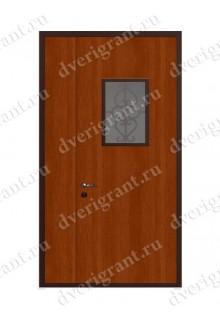 Металлическая дверь - модель - 10-014