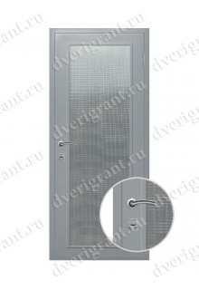 Металлическая дверь - модель - 10-015