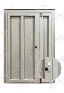 Металлическая дверь - 10-30