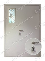 Тамбурная дверь - 10-31