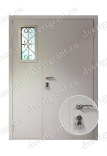 Металлическая дверь - 10-31