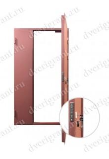 Металлическая дверь - 10-35