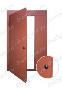 Металлическая дверь - 10-38