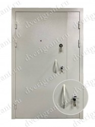 Тамбурная дверь - 10-45