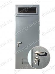 Тамбурная дверь - 10-48