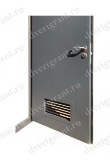 Металлическая дверь - 10-48