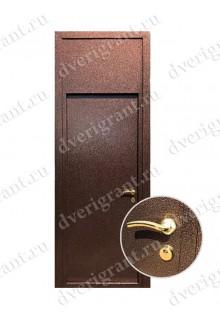 Металлическая дверь - 10-55