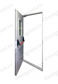 Противопожарная дверь 24-ДПМО-1-60П