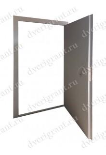 Металлическая дверь - модель 10-001