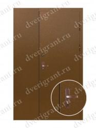 Тамбурная дверь - 10-002