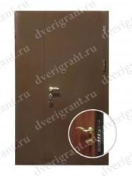 Тамбурная дверь - 10-003