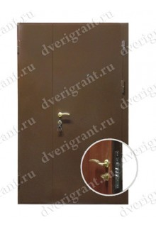 Металлическая дверь - модель 10-003