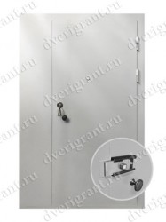 Тамбурная дверь - 10-005
