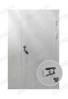 Металлическая дверь - модель 10-005