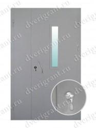 Тамбурная дверь - 10-006