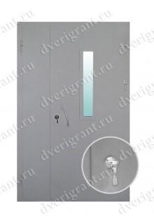 Металлическая дверь - модель 10-006