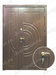 Тамбурная дверь - 10-007