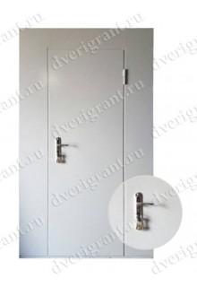 Металлическая дверь - модель 10-008