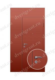 Металлическая дверь - модель 10-009