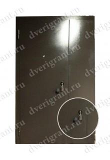 Металлическая дверь - модель - 10-012